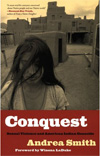 Book cover, 'Conquest'
