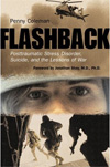 Book cover, 'Flashback'